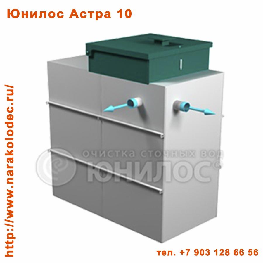 Юнилос Астра 10 Наро-Фоминск Наро-Фоминский район