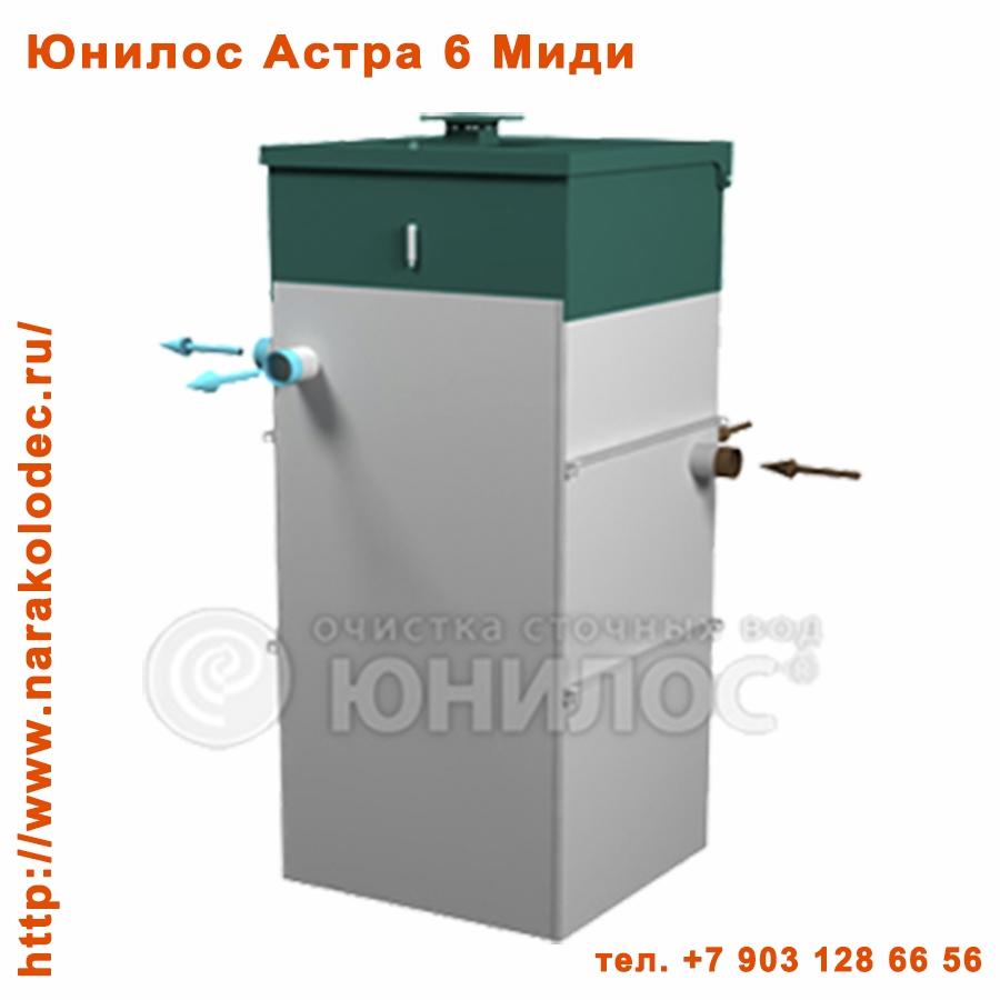 Юнилос Астра 6 Миди Наро-Фоминск Наро-Фоминский район