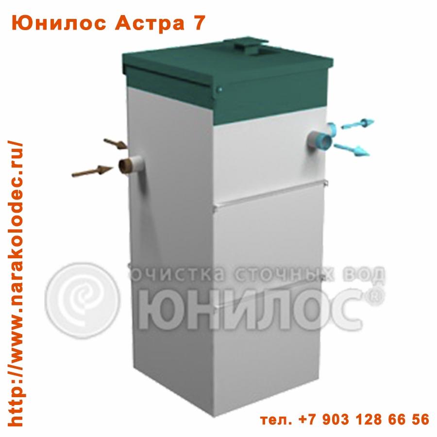 Юнилос Астра 7 Наро-Фоминск Наро-Фоминский район