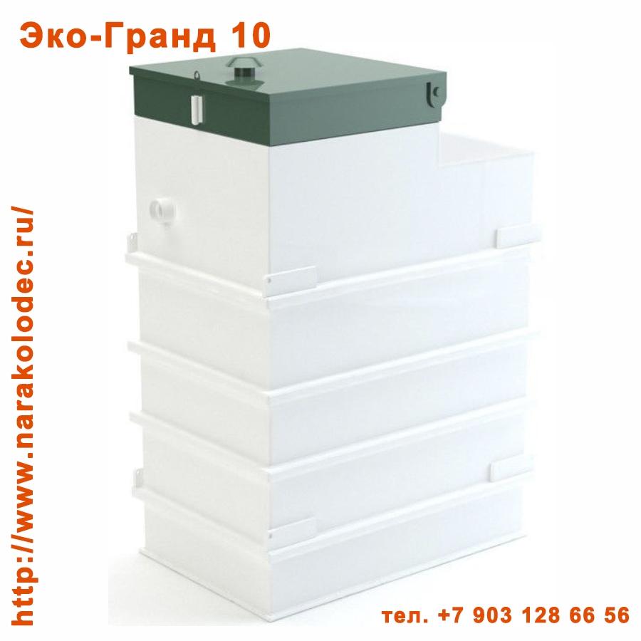 Эко-Гранд 10 Наро-Фоминск Наро-Фоминский район