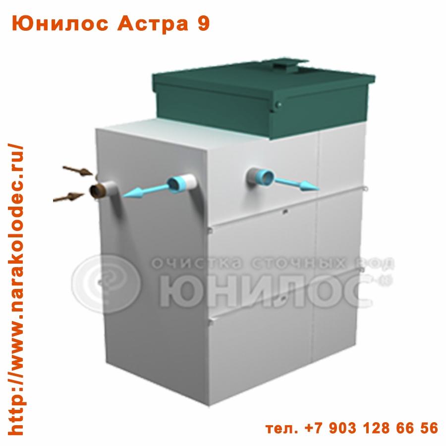 Юнилос Астра 9 Наро-Фоминск Наро-Фоминский район